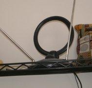 Antenna needs converter box for DTV transition