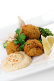 Brain Food - Middle Eastern