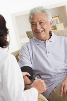 talk about senior health care needs
